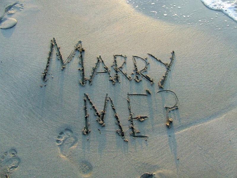 Ideen für den perfekten Heiratsantrag - Einfach Heiraten