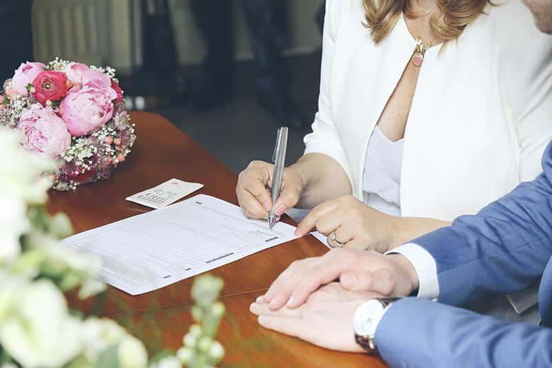 Trauzeugen Einfach Heiraten