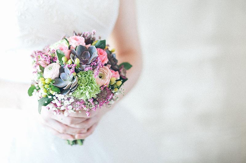 Brautstrauß Einfach Heiraten