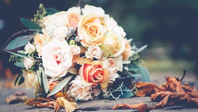 Brautstrauß Jahreszeit Einfach Heiraten