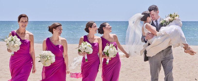 Einfach Heiraten Brautjungfern