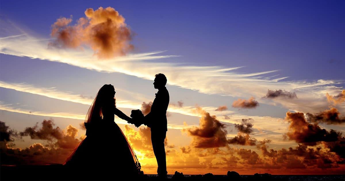 Einfach Heiraten die geheime Hochzeit