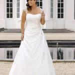 Einfach Heiraten Ladybird Brautmode Plus Size