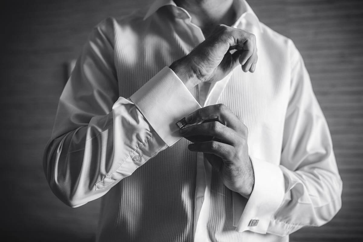 Einfach Heiraten Anzug oder Krawatte - Was trägt der Bräutigam