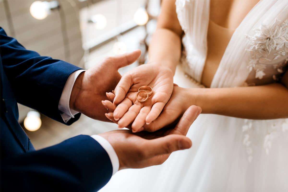 Heiraten die erste liebe Die erste